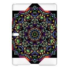Mandala Abstract Geometric Art Samsung Galaxy Tab S (10 5 ) Hardshell Case