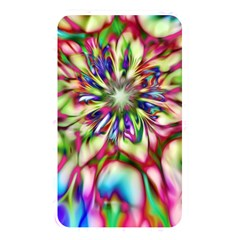 Magic Fractal Flower Multicolored Memory Card Reader