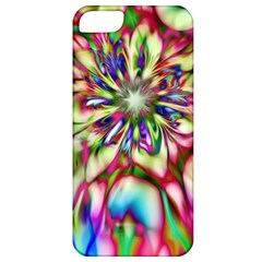 Magic Fractal Flower Multicolored Apple iPhone 5 Classic Hardshell Case