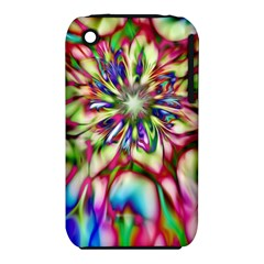 Magic Fractal Flower Multicolored iPhone 3S/3GS