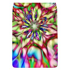 Magic Fractal Flower Multicolored Flap Covers (S)