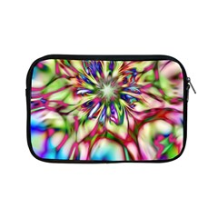 Magic Fractal Flower Multicolored Apple iPad Mini Zipper Cases