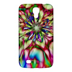 Magic Fractal Flower Multicolored Samsung Galaxy Mega 6.3  I9200 Hardshell Case
