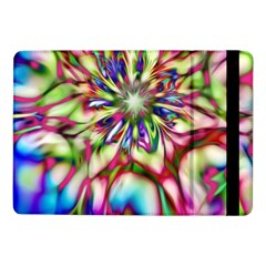 Magic Fractal Flower Multicolored Samsung Galaxy Tab Pro 10.1  Flip Case