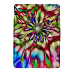 Magic Fractal Flower Multicolored iPad Air 2 Hardshell Cases