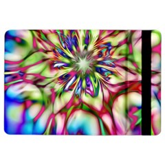 Magic Fractal Flower Multicolored iPad Air 2 Flip