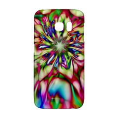 Magic Fractal Flower Multicolored Galaxy S6 Edge