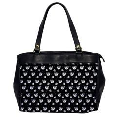 Floral Pattern Office Handbags