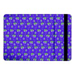 Floral pattern Samsung Galaxy Tab Pro 10.1  Flip Case Front