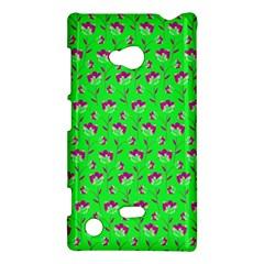 Floral pattern Nokia Lumia 720