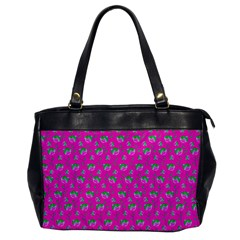 Floral pattern Office Handbags