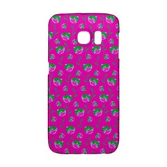 Floral pattern Galaxy S6 Edge