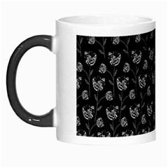 Floral pattern Morph Mugs