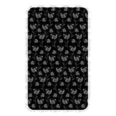 Floral pattern Memory Card Reader