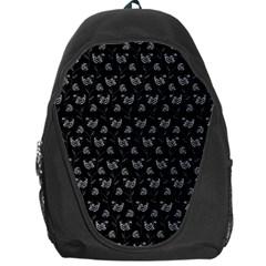 Floral pattern Backpack Bag
