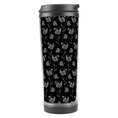 Floral pattern Travel Tumbler