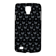 Floral pattern Galaxy S4 Active