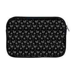 Floral pattern Apple MacBook Pro 17  Zipper Case