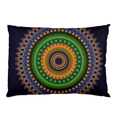 pattern-01 Pillow Case (Two Sides)