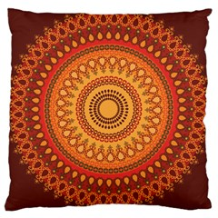 Pattern2 Large Cushion Case (two Sided)
