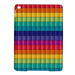 Pattern Grid Squares Texture Ipad Air 2 Hardshell Cases