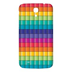 Pattern Grid Squares Texture Samsung Galaxy Mega I9200 Hardshell Back Case