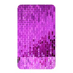 Purple Background Scrapbooking Paper Memory Card Reader