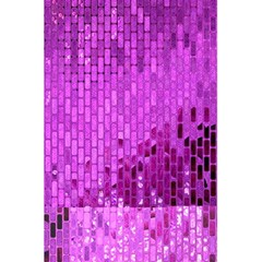Purple Background Scrapbooking Paper 5 5  X 8 5  Notebooks