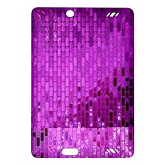 Purple Background Scrapbooking Paper Amazon Kindle Fire Hd (2013) Hardshell Case
