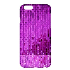 Purple Background Scrapbooking Paper Apple Iphone 6 Plus/6s Plus Hardshell Case