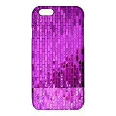 Purple Background Scrapbooking Paper iPhone 6/6S TPU Case