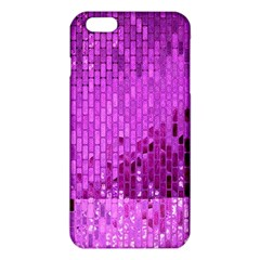 Purple Background Scrapbooking Paper Iphone 6 Plus/6s Plus Tpu Case