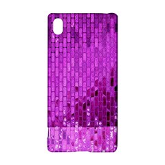 Purple Background Scrapbooking Paper Sony Xperia Z3+