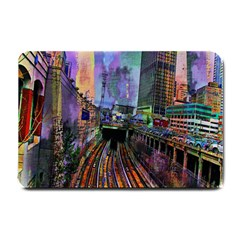 Downtown Chicago Small Doormat