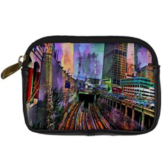 Downtown Chicago Digital Camera Cases