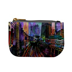 Downtown Chicago Mini Coin Purses