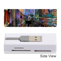 Downtown Chicago Memory Card Reader (stick)