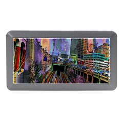 Downtown Chicago Memory Card Reader (mini)
