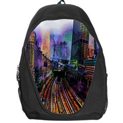 Downtown Chicago Backpack Bag