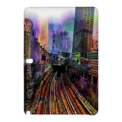 Downtown Chicago Samsung Galaxy Tab Pro 10 1 Hardshell Case
