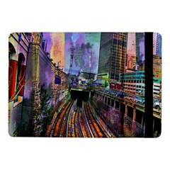 Downtown Chicago Samsung Galaxy Tab Pro 10 1  Flip Case