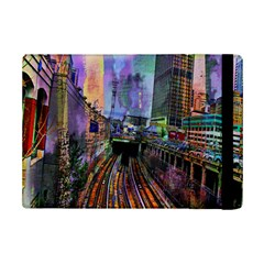 Downtown Chicago iPad Mini 2 Flip Cases