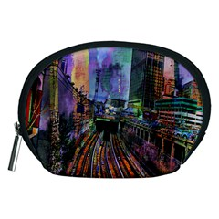 Downtown Chicago Accessory Pouches (Medium)
