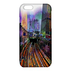 Downtown Chicago iPhone 6/6S TPU Case