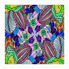 Wallpaper Created From Coloring Book Medium Glasses Cloth (2 Side)
