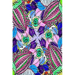Wallpaper Created From Coloring Book 5 5  X 8 5  Notebooks