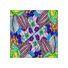 Wallpaper Created From Coloring Book Acrylic Tangram Puzzle (4  x 4 )