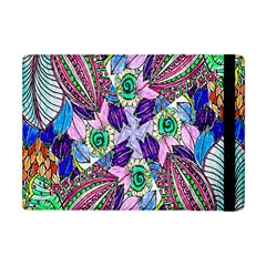 Wallpaper Created From Coloring Book Apple Ipad Mini Flip Case
