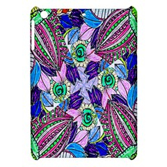 Wallpaper Created From Coloring Book Apple Ipad Mini Hardshell Case