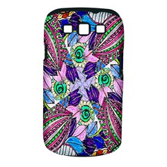 Wallpaper Created From Coloring Book Samsung Galaxy S Iii Classic Hardshell Case (pc+silicone)